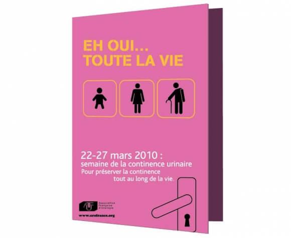 8ème semaine de la continence urinaire :