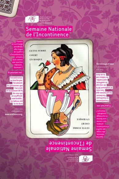 7ème semaine nationale de l'incontinence du 23 au 28 mars 2009