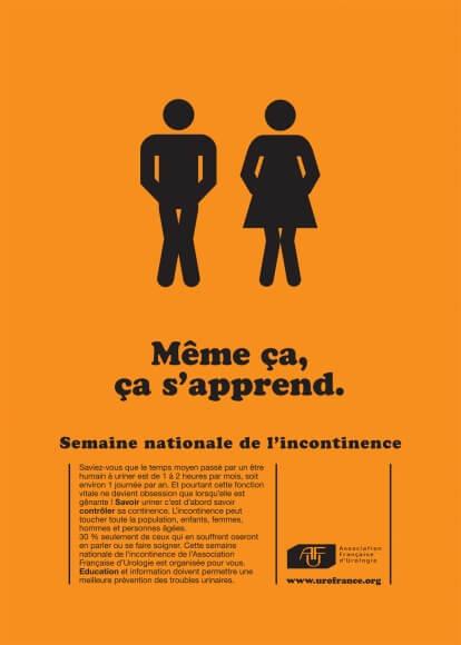 4ème semaine nationale de l'incontinence du 9 au 12 mai 2006
