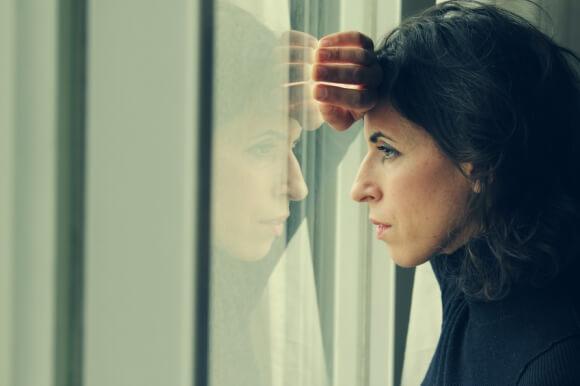 Les risques de dépression et d'incontinence féminine liés à la ménopause