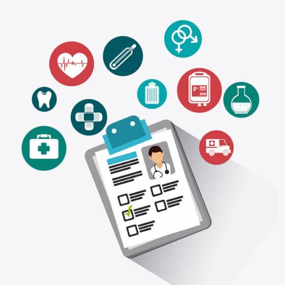 Hospitalidée, pour donner et consulter des avis sur les services de santé
