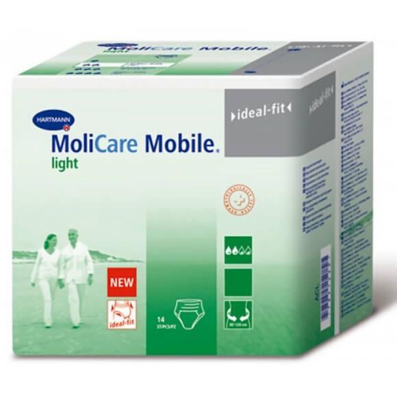 Molicare Mobile light, un nouveau slip absorbant ultra confortable