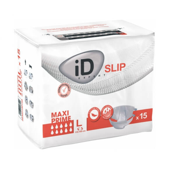 Ontex-ID Maxi Prime: optez pour une absorption optimale!