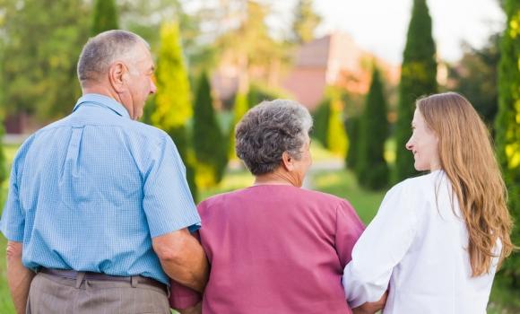 Le baluchonnage, un répit possible pour les aidants familiaux?