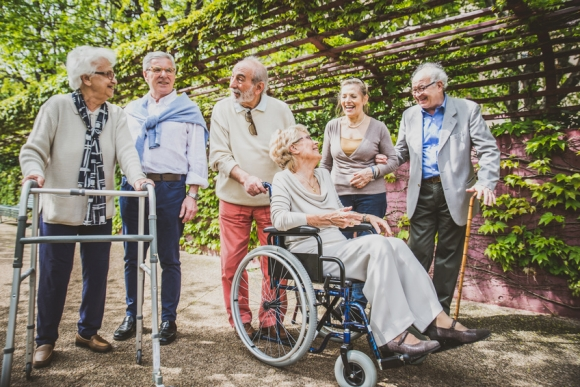 Seniors : 3 alternatives à la maison de retraite