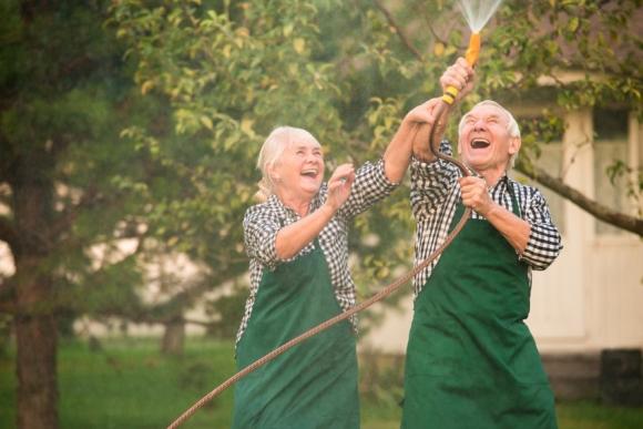 Le vieillissement n'est jamais seul responsable d'incontinence