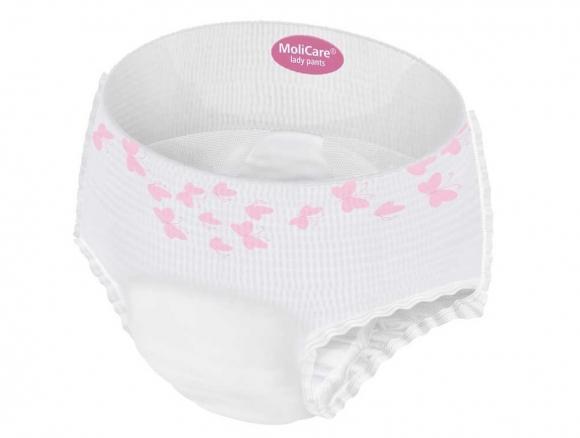 Molicare Premium Lady Pants, le slip absorbant pour femme