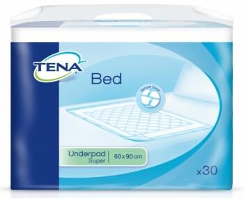 Tena Bed, des alèses jetables pour la protection des matelas