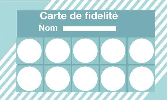 Carte de Fidélité Hartmann