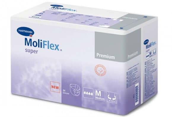 Moliflex, la protection avec ceinture de chez Hartmann