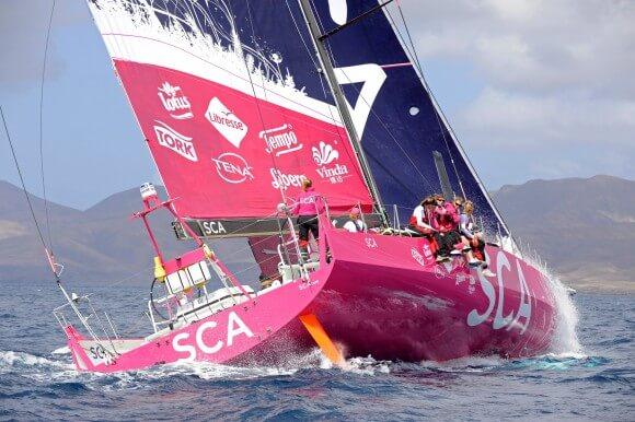 SCA Volvo Ocean Race 2014 - 2015