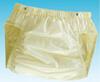 Culotte plastique ouvrante taille basse