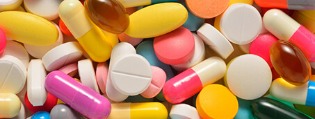 Médicament dans le traitement de l'incontinence