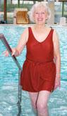 Maillot de bain incontinence pour femme premium