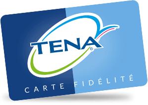 carte de fidélité Tena