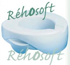 Réhausse WC Mousse Réhosoft Pharmaouest