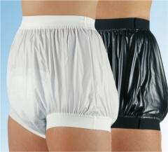 Culotte plastique ferm�e coupe boxer