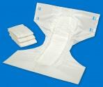 Ontex-ID Slip Large Super Plus (Blanc - Mauve) (ancien nom du Ontex-ID Expert Slip Large Super)