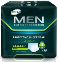 Tena Men Niveau 4 Protective Underwear (ancien nom du Tena Men Large Premium Fit)