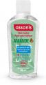Assanis Gel main hydroalcoolique antibactérien 80 ml parfum amande