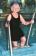 Miniature Culotte piscine pour femme avec fermeture dans le dos - 2