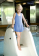 Miniature Culotte piscine enfant - Filles