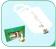 Miniature Coloplast Conveen Duo Security Specific 21 mm (30 étuis péniens courts + 30 poches 2 litres)