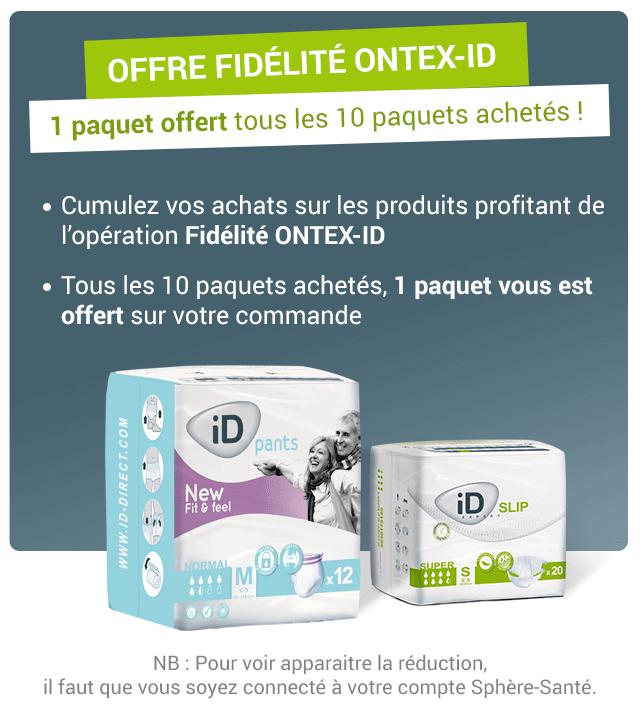 Promotion Ontex-ID