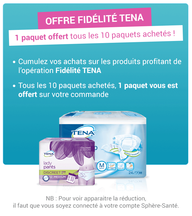 Promotion Tena