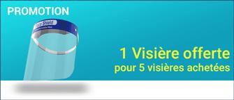 Promotion Visière De Protection Face Shield