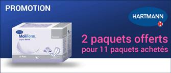 Promotion Hartmann Molicare Premium Form Super