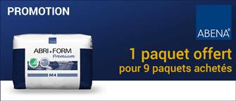 Promotion Abena-Frantex Abri Form Air Plus Medium Extra Plus