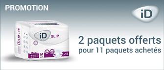 Promotion Ontex-ID Innofit Premium Medium Plus