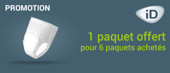 Promotion Ontex-ID Intime Large Plus