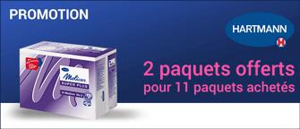 Promotion Hartmann Molicare Slip Medium Maxi Plastifiés