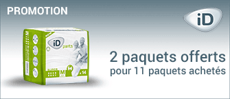 Promotion Ontex-ID Pants Small Plus