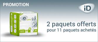 Promotion Ontex-ID Pants Medium Plus