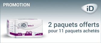 Promotion Ontex-ID Expert Belt Large Plus