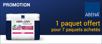 Promotion Abena-Frantex Abri-San Air Plus N°2