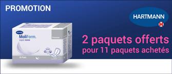 Promotion Hartmann Molicare Premium Form Maxi