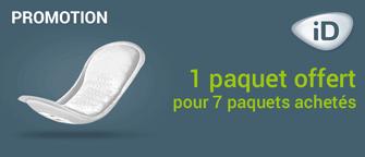 Promotion Ontex-ID Light Normal