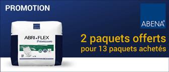 Promotion Abena-Frantex Abri Flex Small Extra