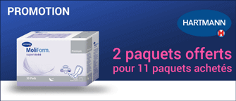 Promotion Hartmann Molicare Premium Form Super Plus
