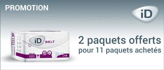 Promotion Ontex-ID Expert Belt Extra Large Plus