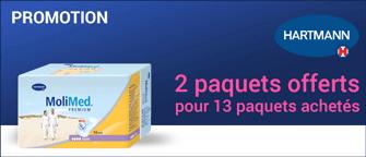 Promotion Hartmann Molimed Premium Micro