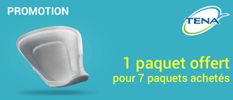 Promotion Tena Men Niveau 2