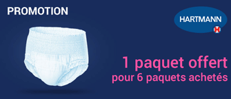 Promotion Hartmann Molicare Premium Men Pants Large 5 Gouttes