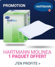 Accédez à la promotion Hartmann Molinea
