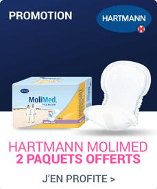 Acc�dez � la promotion Hartmann Molimed