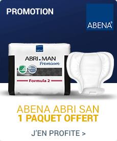 Acc�dez � la promotion Abena-Frantex Abri-San 5 � 11